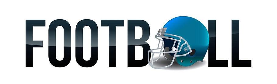 american-football-helmet-word-art-vector