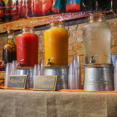 Bebidas para Festa