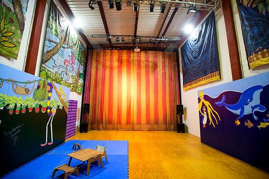 Sala Espetáculos Pia Fraus