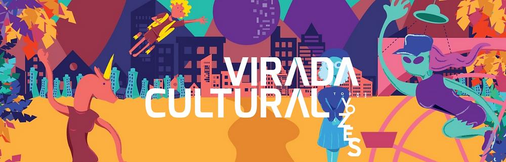 Virada Cultural 2018 SP