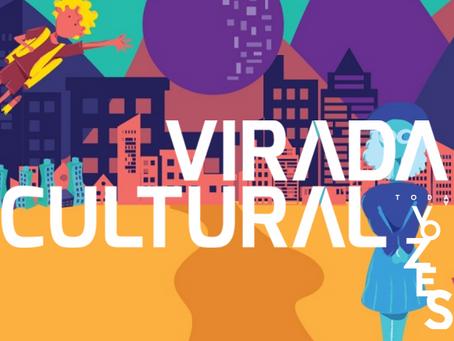 Viradinha Cultural 2018 – programação infantil da Virada Cultural