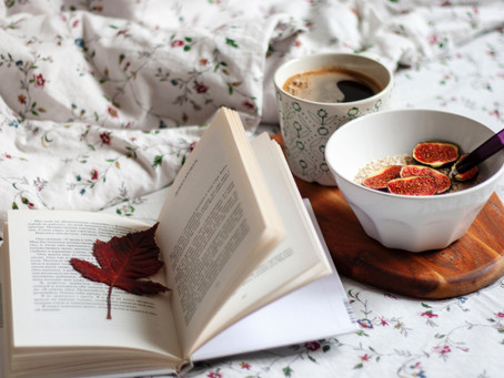 Why Reading Is A Form Of Self-Care