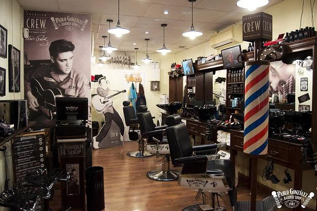 About Pablo González Barbershop