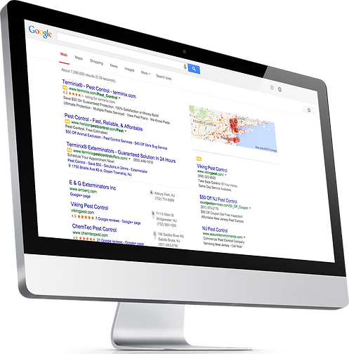 Paid Search Advertising +PPC +Adwords +Google +Ads