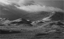 Scottish Landscape WITH SUN BURST .JPG