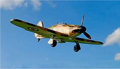 Hurrican in flight.JPG