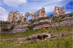 Spanish rock caves.JPG