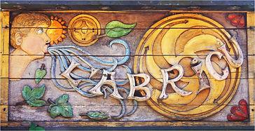 Spanish carved sign.JPG