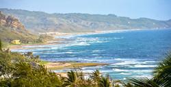 East Coast of Barbados Cattlewash