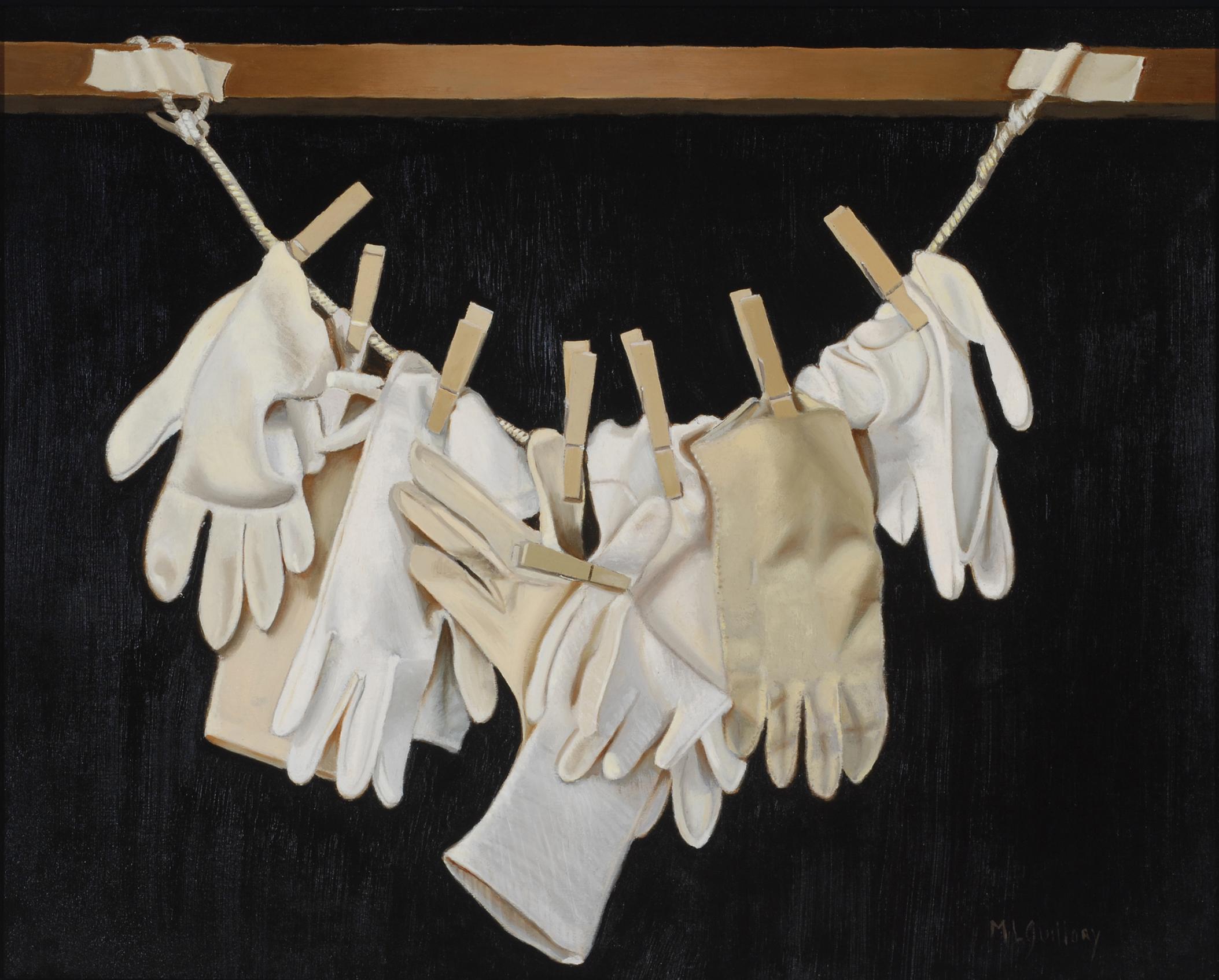 Gloves OnThe Line