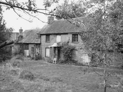 bw old house