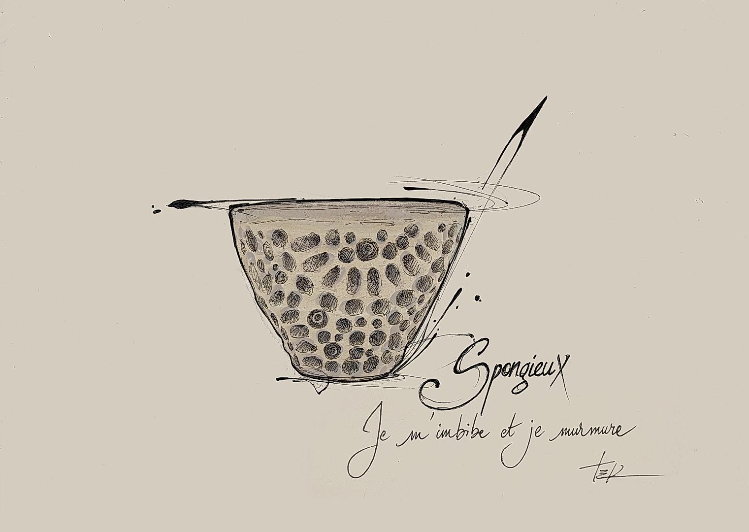 Spongieux