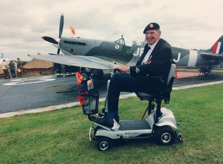 D-Day Veteran Loves his Flyte