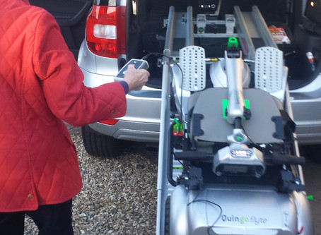 2 new Quingo Flyte owners take delivery