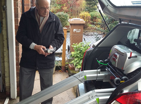 Customers tell us about their Flyte Scooters
