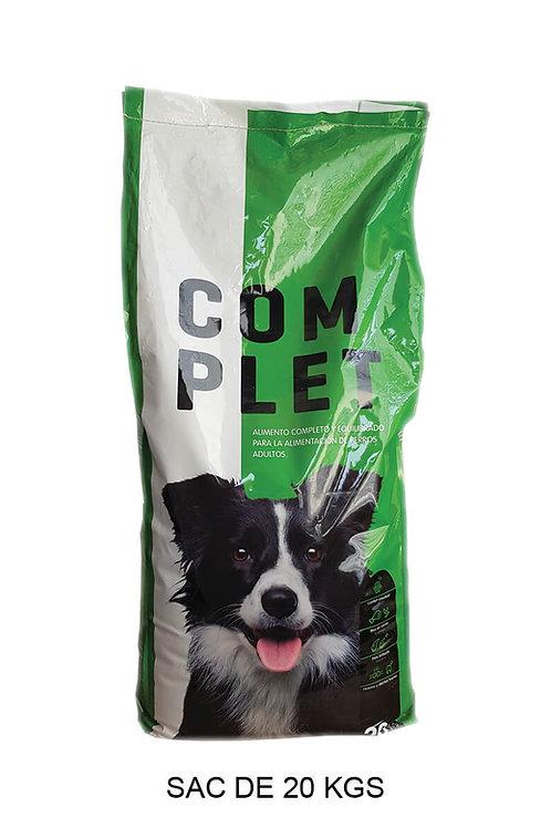 COMPLET pour chien