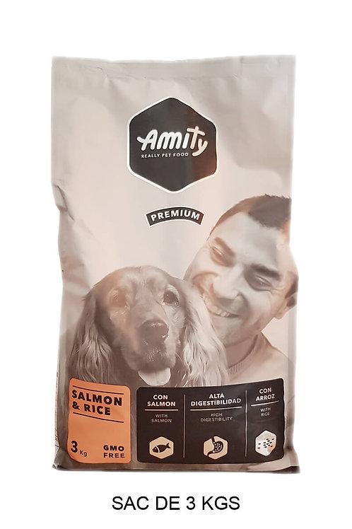 AMITY PREMIUM SALMON & RICE