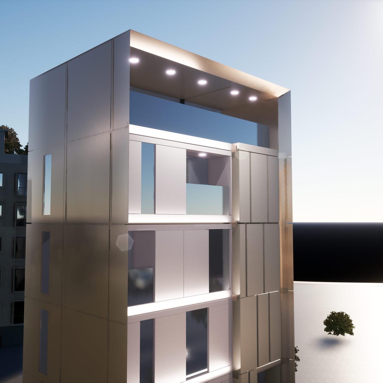 모듈러 공동주택