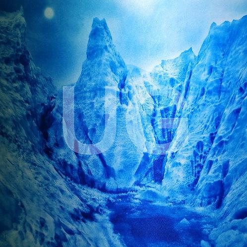 *Blaue Gletscher II