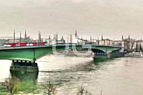 Kennedy-Bridge Bonn