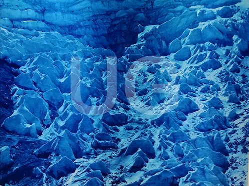 *Blaue Gletscher V