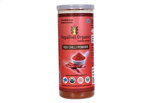 ORGANIC RED CHILLI POWDER 100g