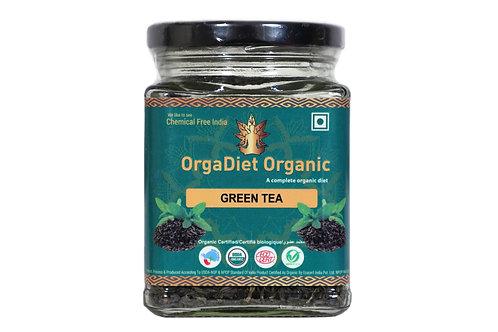 ORGANIC GREEN TEA 50g