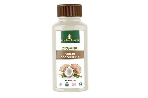 ORGANIC VIRGIN COCONUT OIL 1000 ML