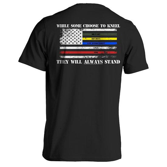 Stand Men's T-Shirt