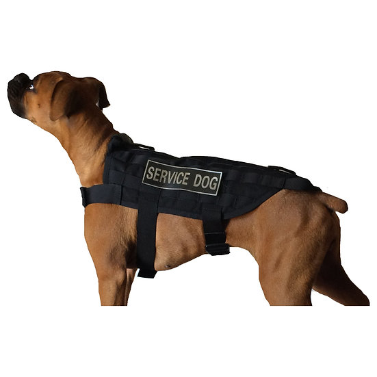 Sgt. Stubby Tactical Dog Vest