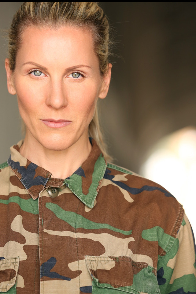 Jill Penfold - Army/Military Actor.jpg