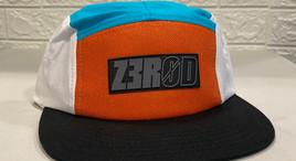 Z3R0D 5-Panel Cap (Org/Ato)
