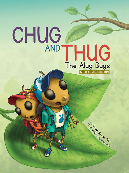 Chug and Thug: The Alug Bugs Middle East Edition