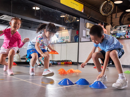 Go Goal Kids - Joyful Gym (第三期)