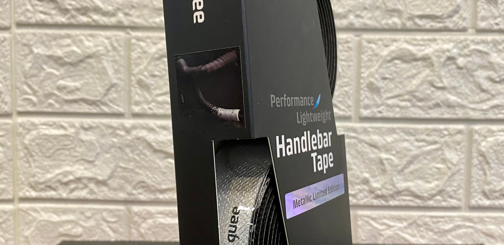 GUEE Metallic Limited Edition Bartape 銀色
