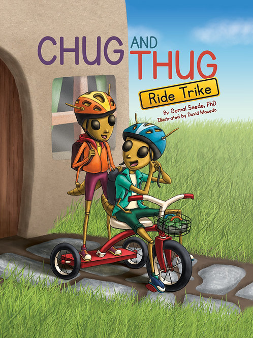 Chug and Thug Ride Trike