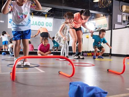 Go Goal Kids - Joyful Gym