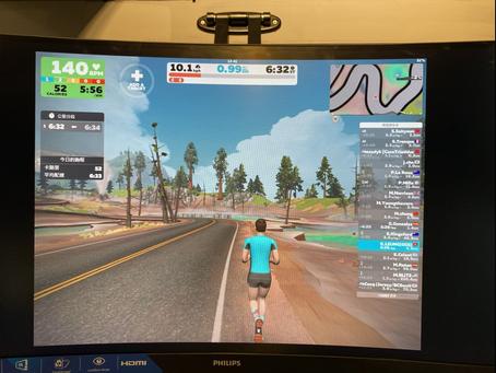 新訓練器材:Runn