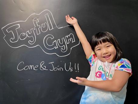 Go Goal Kids - Joyful Gym(10月課程)
