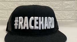 Z3R0D #RACEHARD Cap