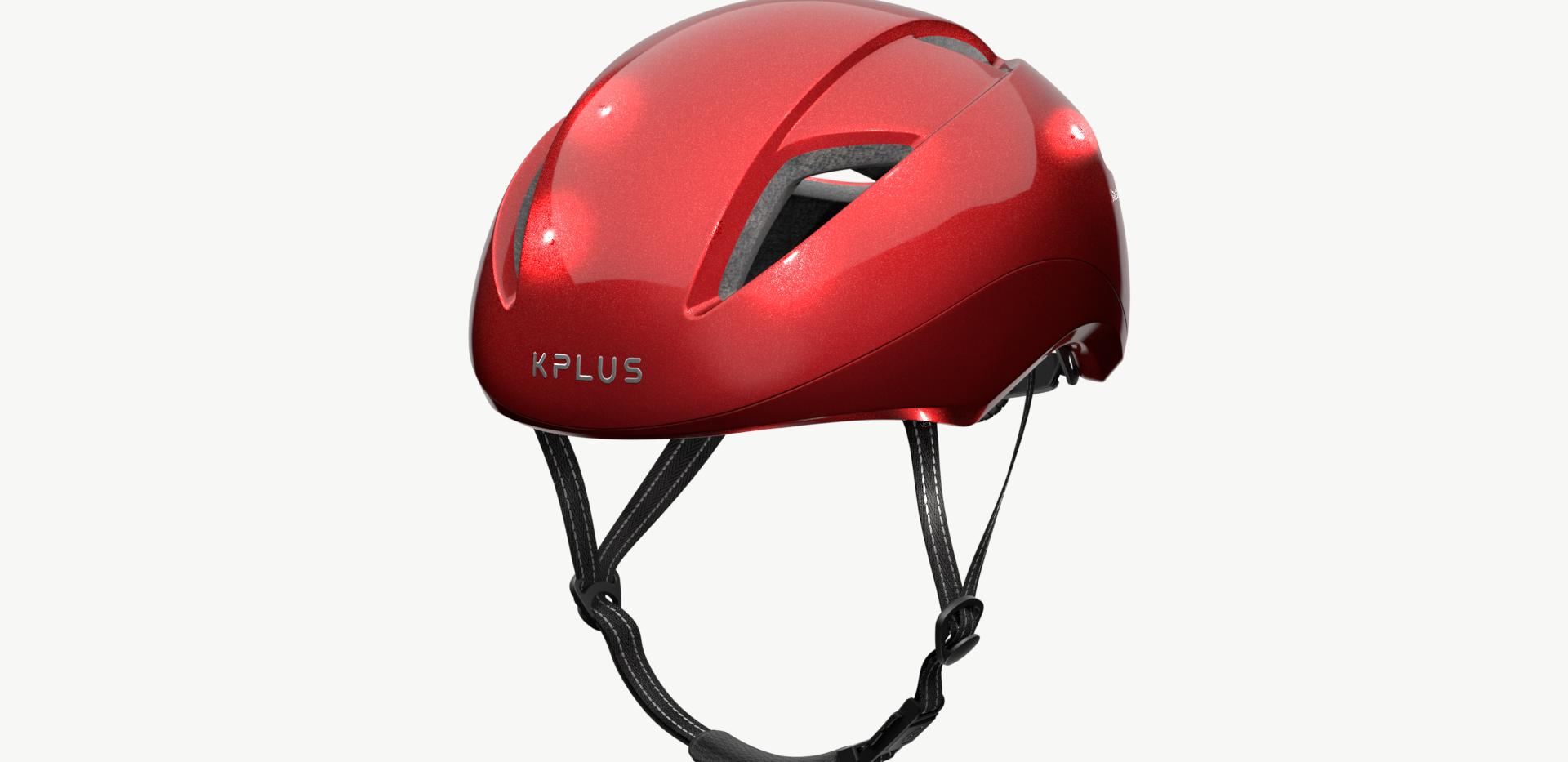 KPLUS SPEEDIE RED