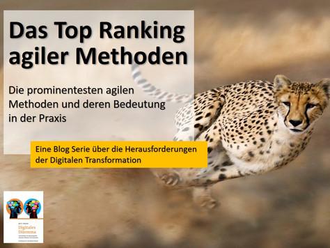 Top Ranking agiler Methoden
