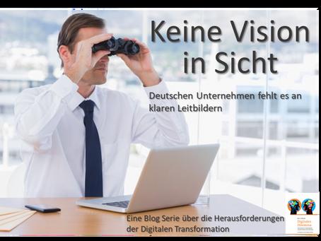 Deutschen Unternehmen fehlt es an klaren Leitbildern