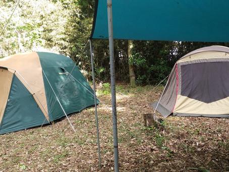 皐月キャンプ2日目です!