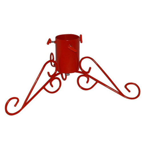 Christmas tree stand wrought iron