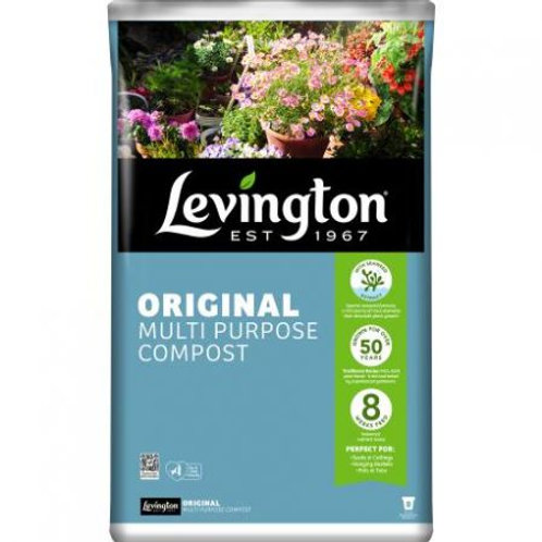 Original multipurpose compost 40 litre bags (new size)