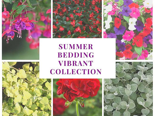 Bedding collection - vibrant & bright, orange/red/yellow