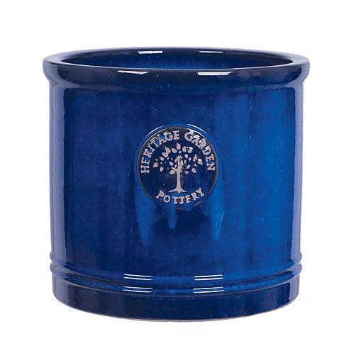 Blue Heritage Pot W20cm x H18cm