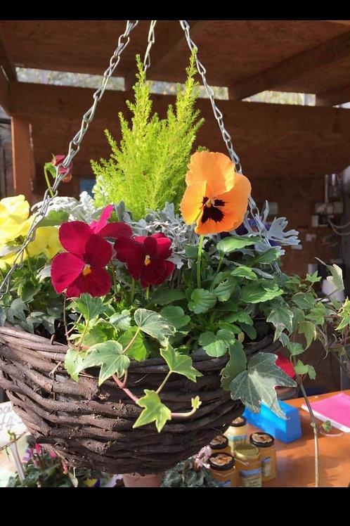 """Autumn/Winter 14""""hanging basket"""