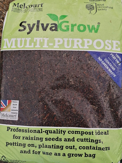 Melcourt peat free compost 50 litres